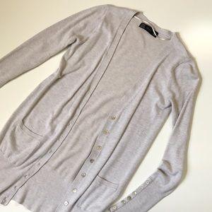 Zara long Cardigan Size Small